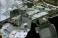 Spacewalk-ammonia-pump-inspection