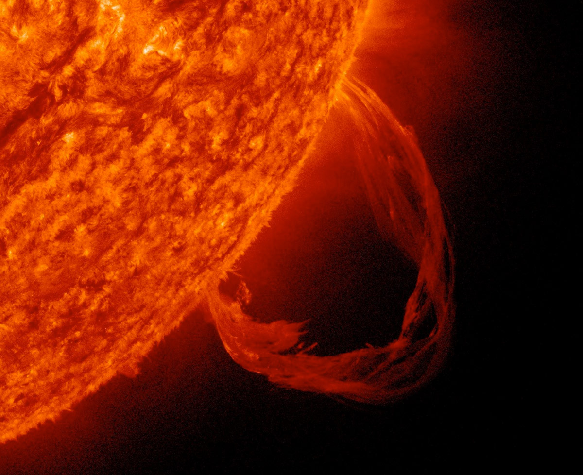 Scientists Work to Protect Earth's Power Grids from Extreme Solar Storms