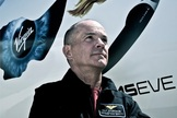 Former NASA space shuttle pilot CJ Sturckow left the space agency to join Virgin Galactic.