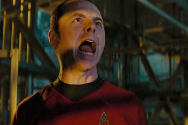 Scotty Warp Speed Star Trek