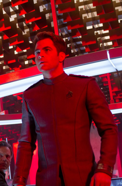 A Still Image From 'Star Trek: Into Darkness'
