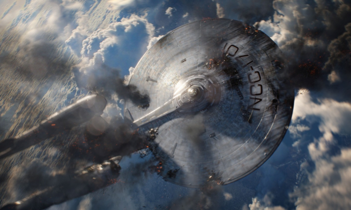 Still Image From 'Star Trek: Into Darkness' Film