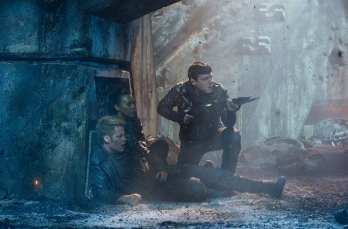 Still Photo From 'Star Trek: Into Darkness' Film