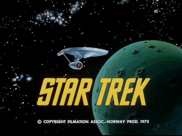 USC Enterprise (NCC-1701) Animated