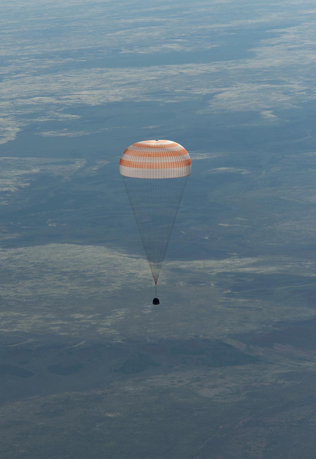 russian spacecraft landing - photo #10