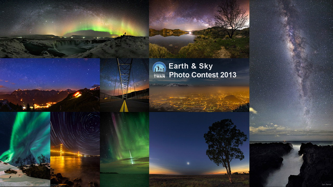 2013 Earth and Sky Photo Contest