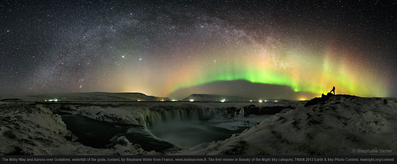 2013 Earth and Sky Photo Contest — Overall Winner and First Prize in Beauty of the Night Sky