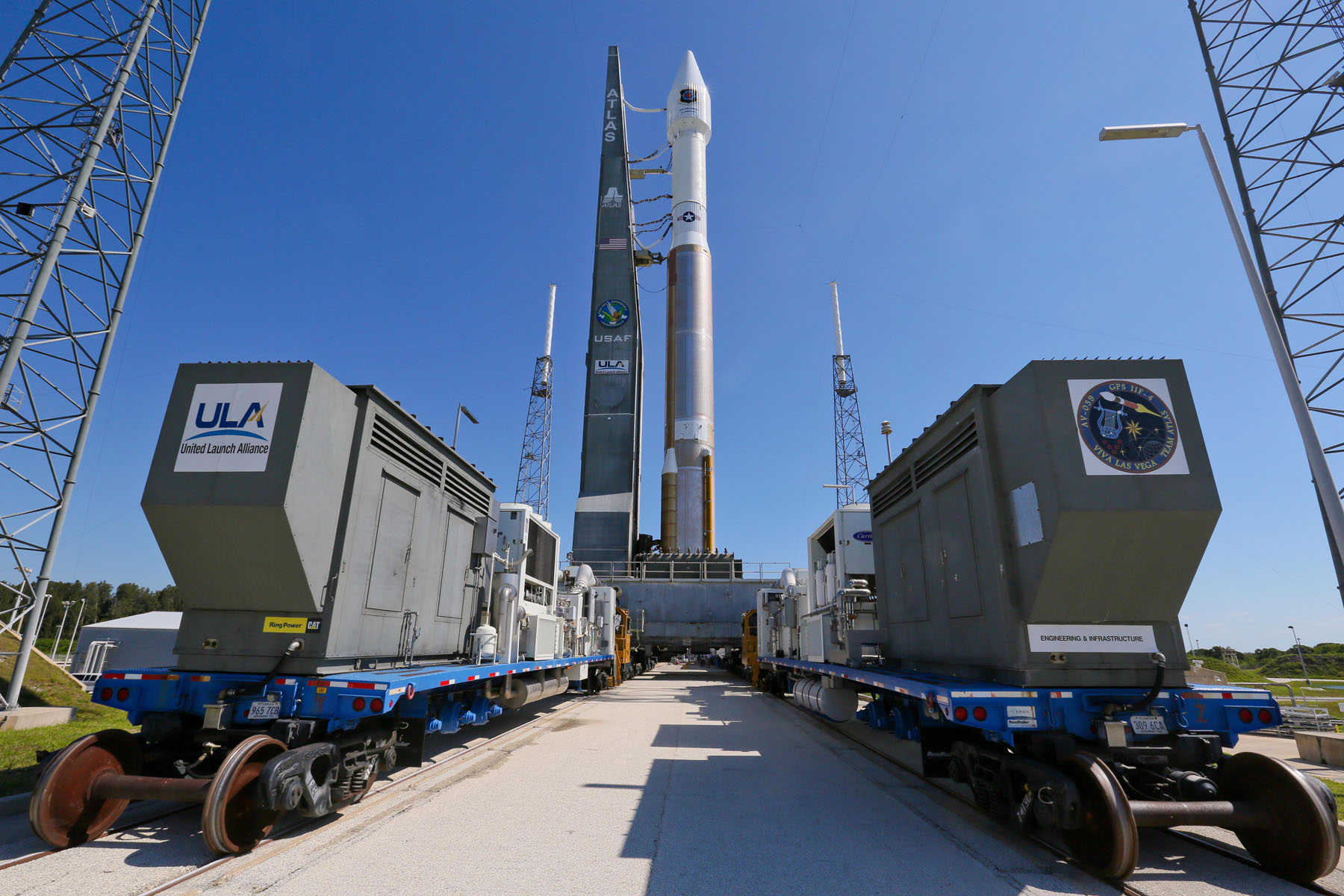 Atlas V at Space Launch Complex-41