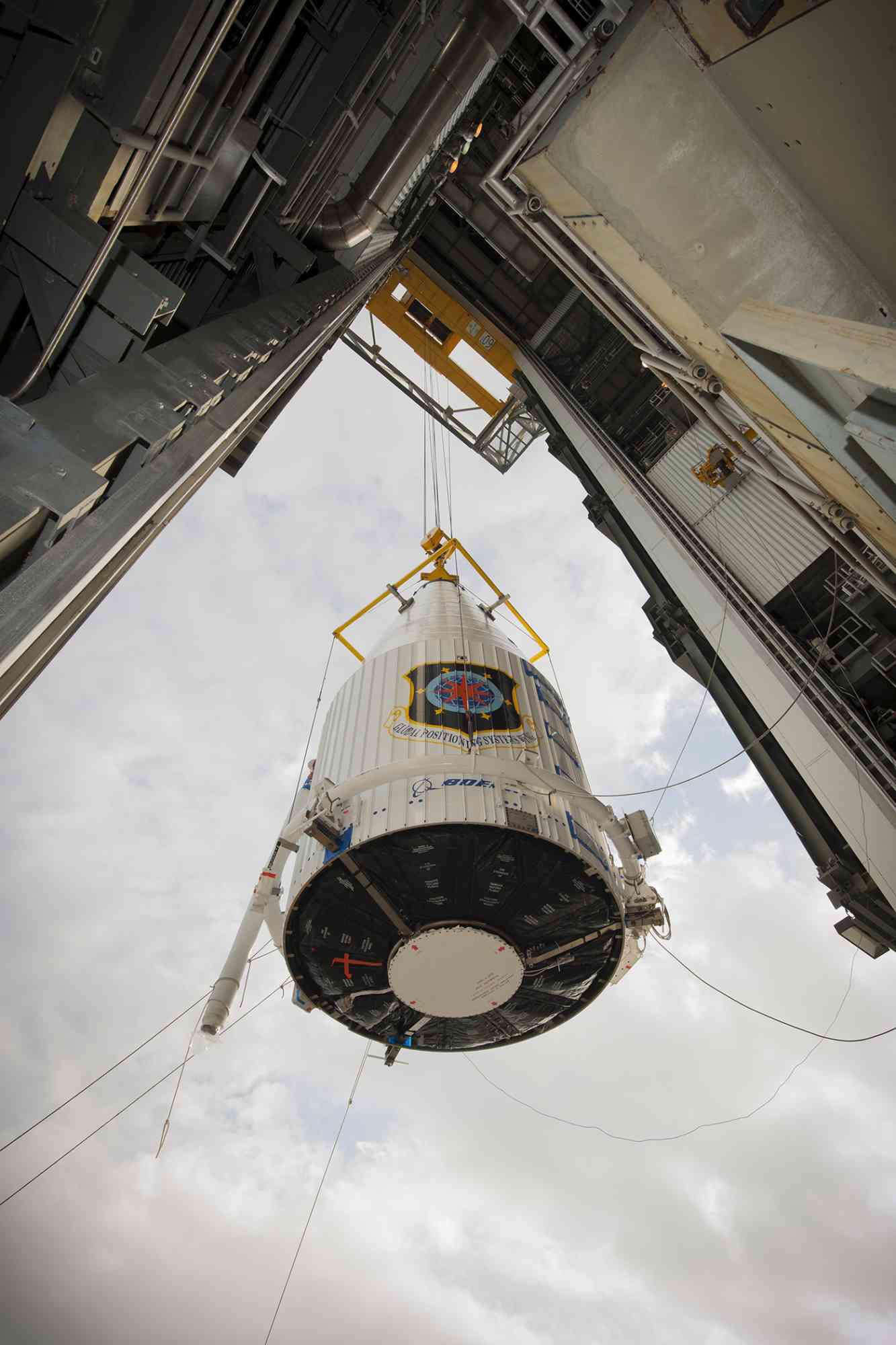 Atlas V Payload Fairing
