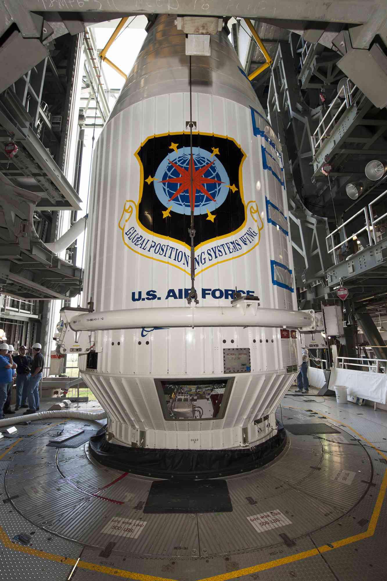 Atlas V 4-meter Diameter Payload Fairing