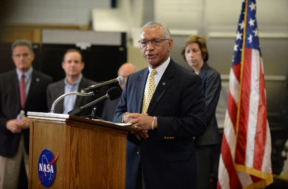 US Spaceflight Ambitions Must Face Budget Reality, NASA Chief Says