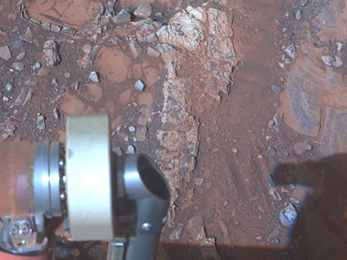 Rover Finds New Evidence That Ancient Mars Was Habitable
