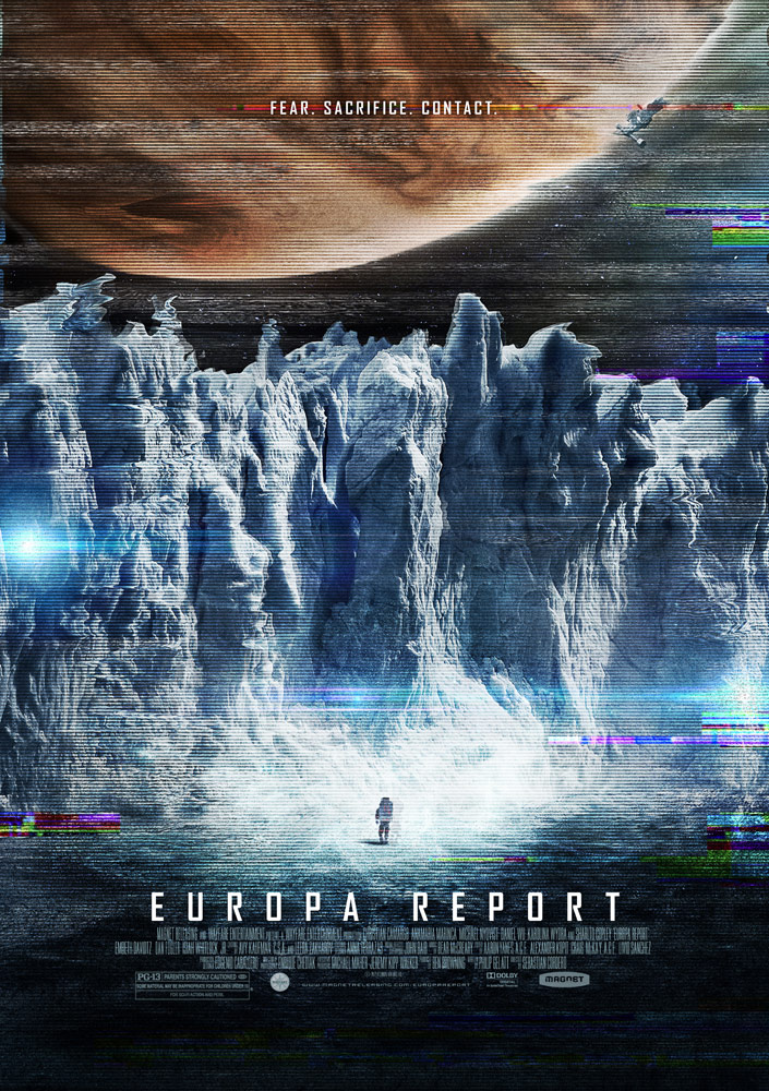 'Europa Report' Poster