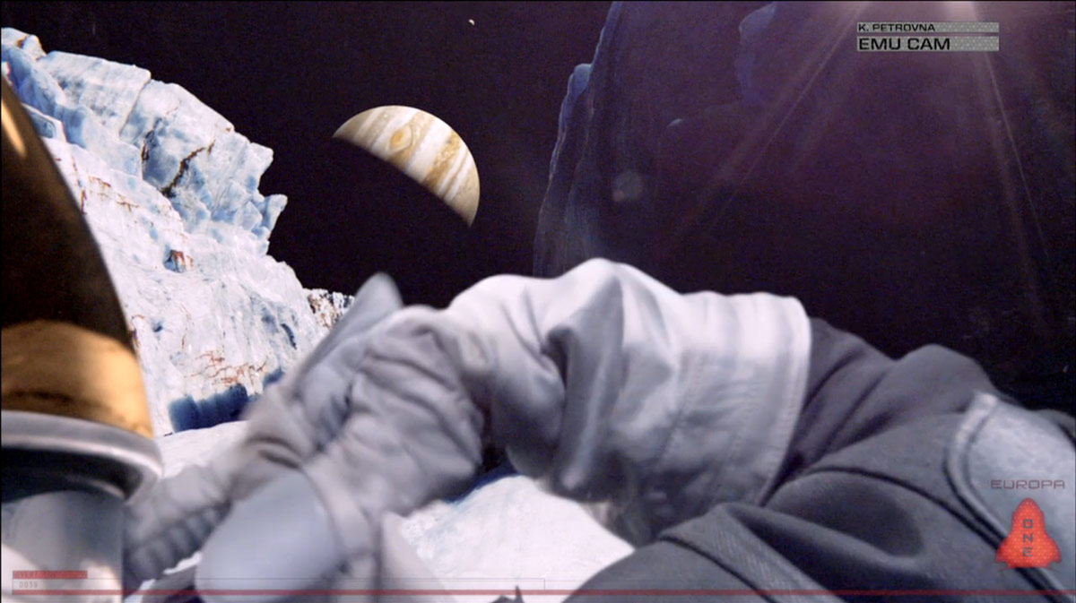 Sci-Fi Film 'Europa Report' Melds Space Fantasy and Fact