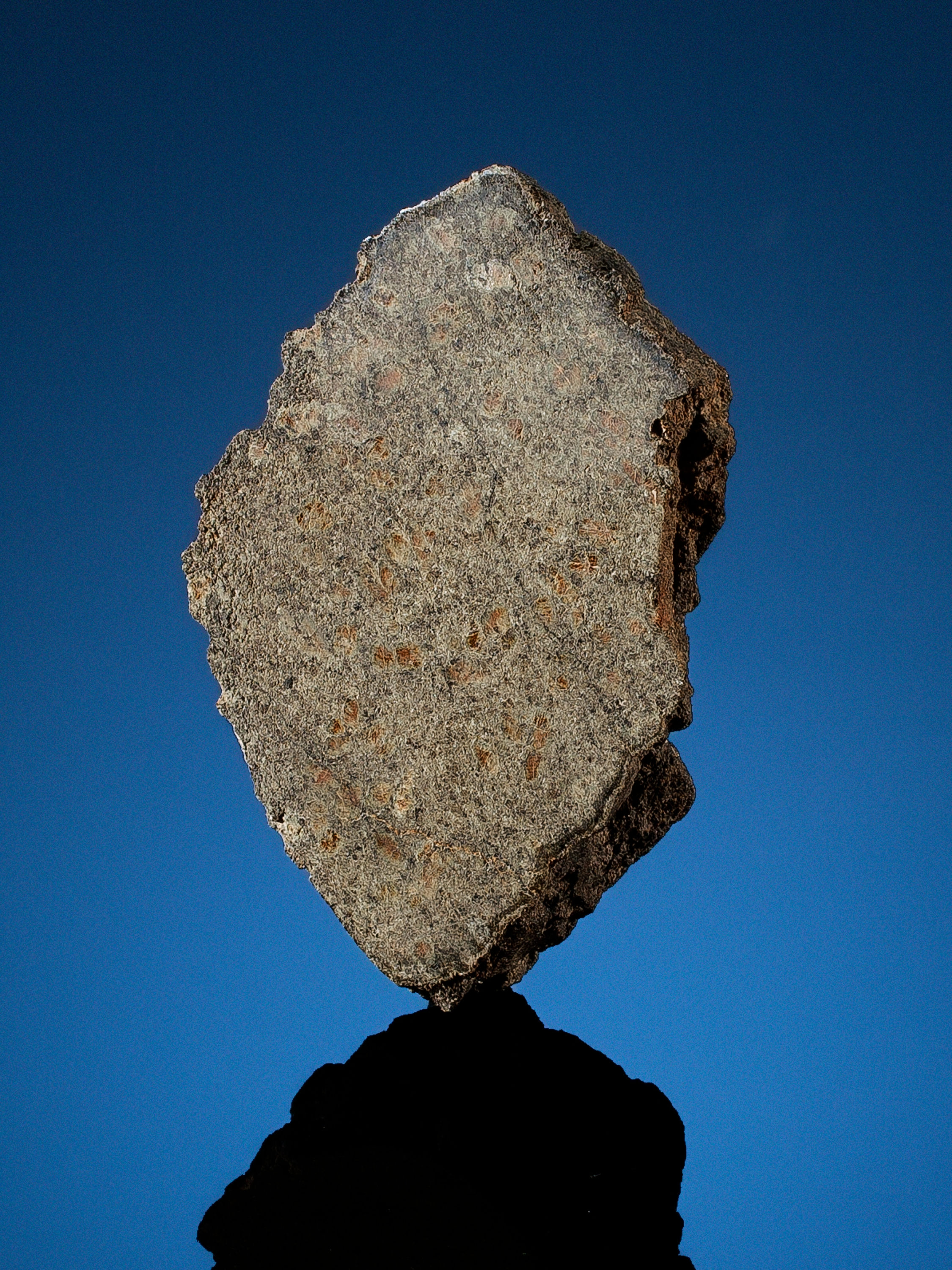 Mars Meteorite May Fetch $160,000 At Auction