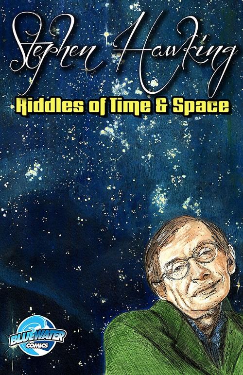Stephen Hawking Gets Superhero Treatment in New Comic