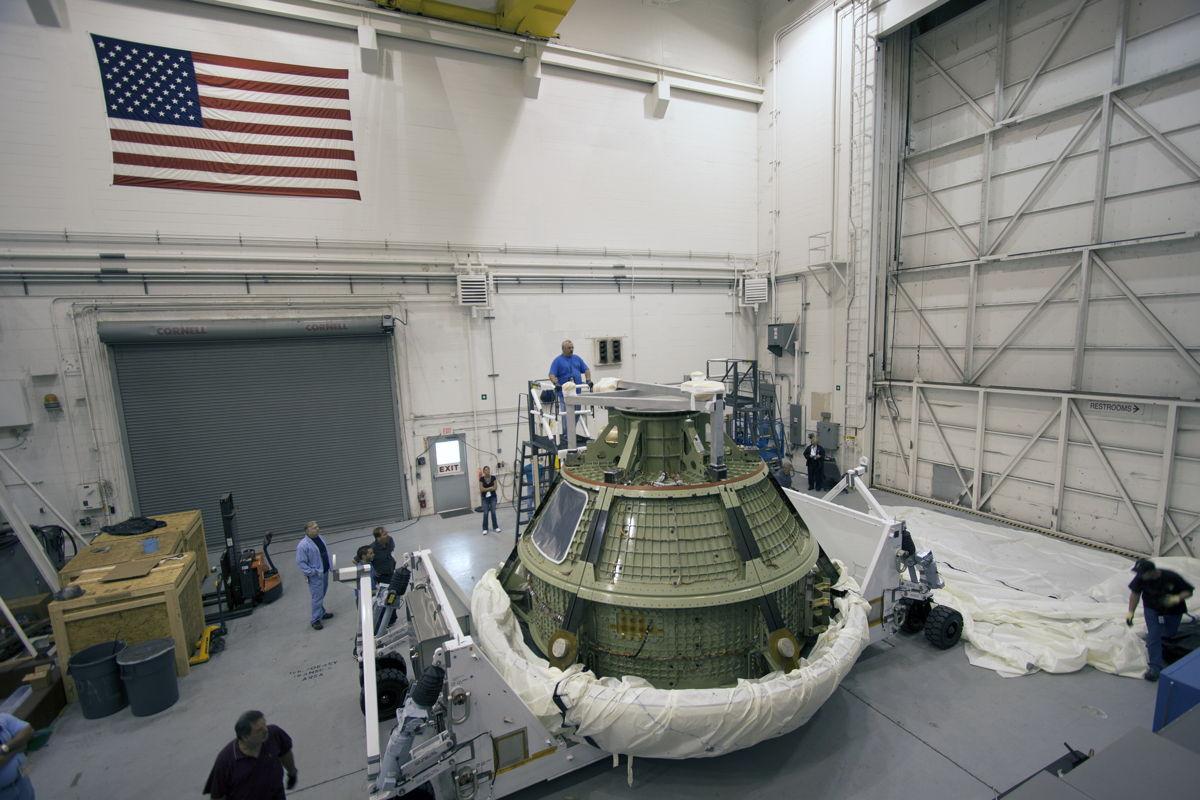 NASA Goes 'Green': Next Spacecraft to Be Reusable