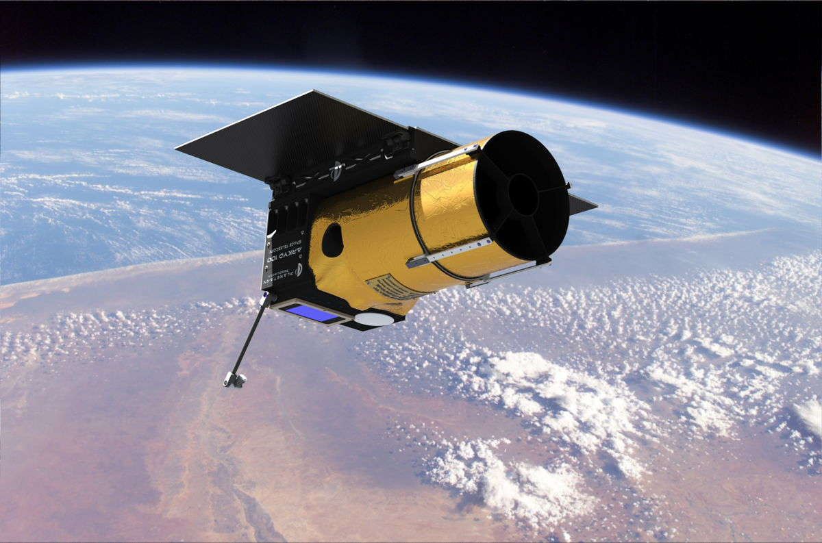 Planetary Resources Raises $1.5M for Crowdfunded Space Telescope