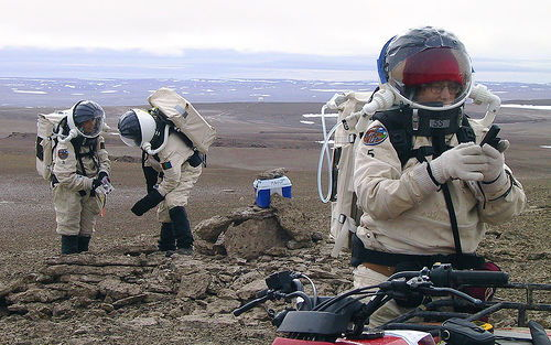 Mars Society Plans 'Mission' in the Canadian High Arctic