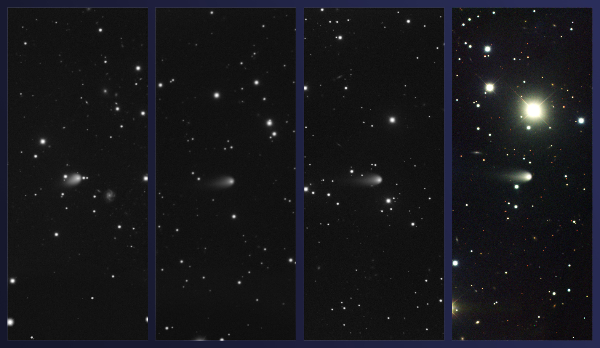Possible 'Comet of the Century' Blazes Up in New Photos
