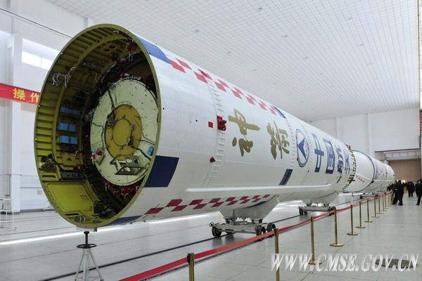 China Gears Up for Next Crewed Space Launch