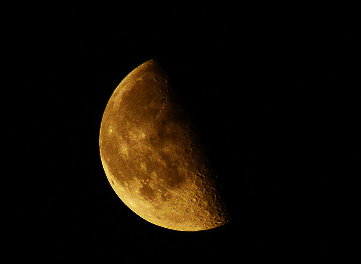 Moon Over Bristol, CT