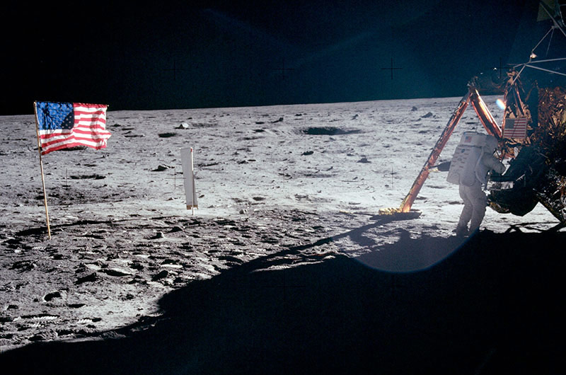 Small Step 'Frrr(uh)' Man: Neil Armstrong's Accent May Have Hid 'a' in Moon Quote