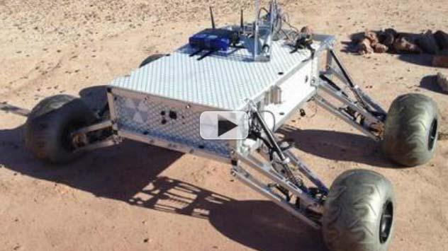 mars rover challenge - photo #27