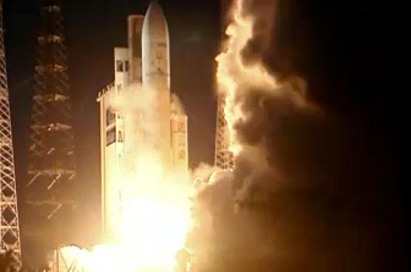 'Albert Einstein' in Space: Europe Launches Cargo Spacecraft Named for Scientist