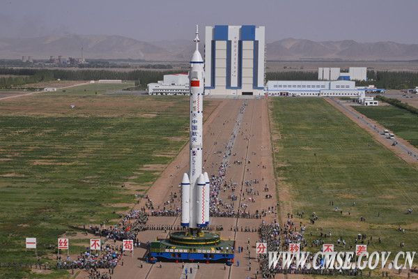 China's Next Manned Spaceflight Enters Final Prep Phase