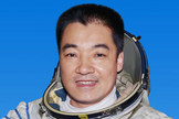 Zhang Xiaoguang, a Chinese People's Liberation Army Air Force pilot, will be making his first trip to space on the Shenzhou 10 mission.