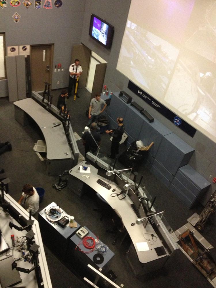 Canadian Robotics Mission Control
