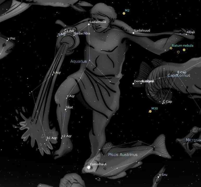 Age of Aquarius: Spot the Famed Constellation in Night Sky This Week