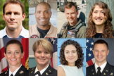 NASA's new class of astronauts include a diverse group of people from a variety of backgrounds. Image Released June 17, 2013.