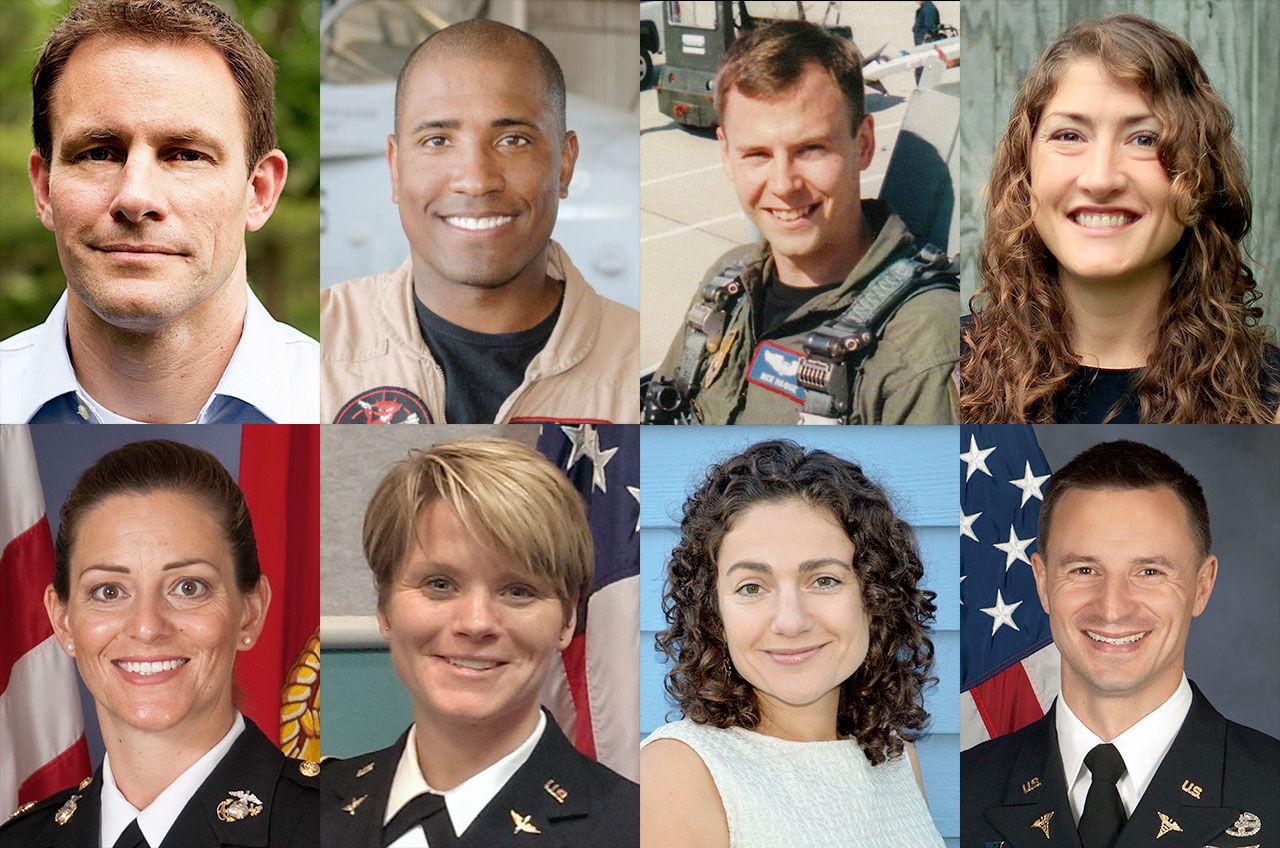 NASA's 2013 Class of Astronauts