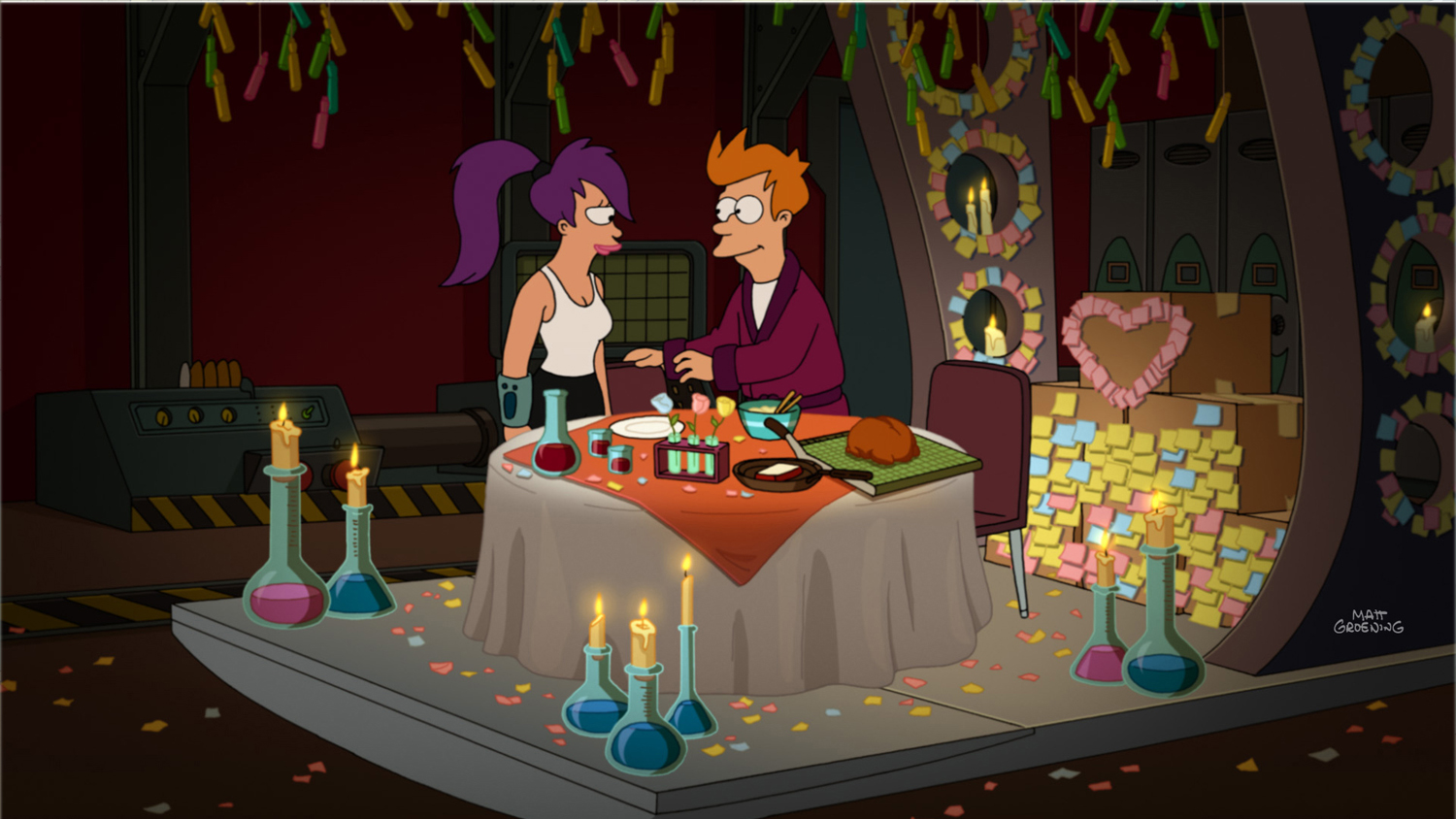 TV's 'Futurama' Launches Final Episodes Tonight
