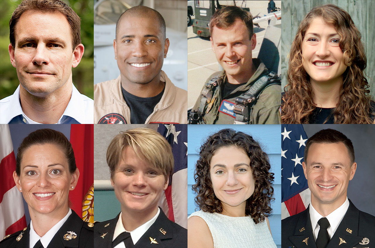 NASA New Astronaut Candidates 2013