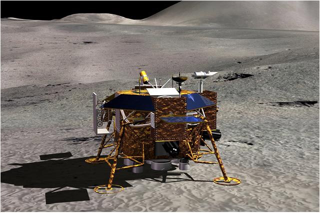 China Readies Moon Rover for December Launch