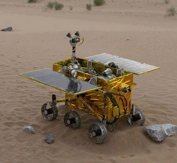 China's First Moon Rover Will Launch By End of the Year