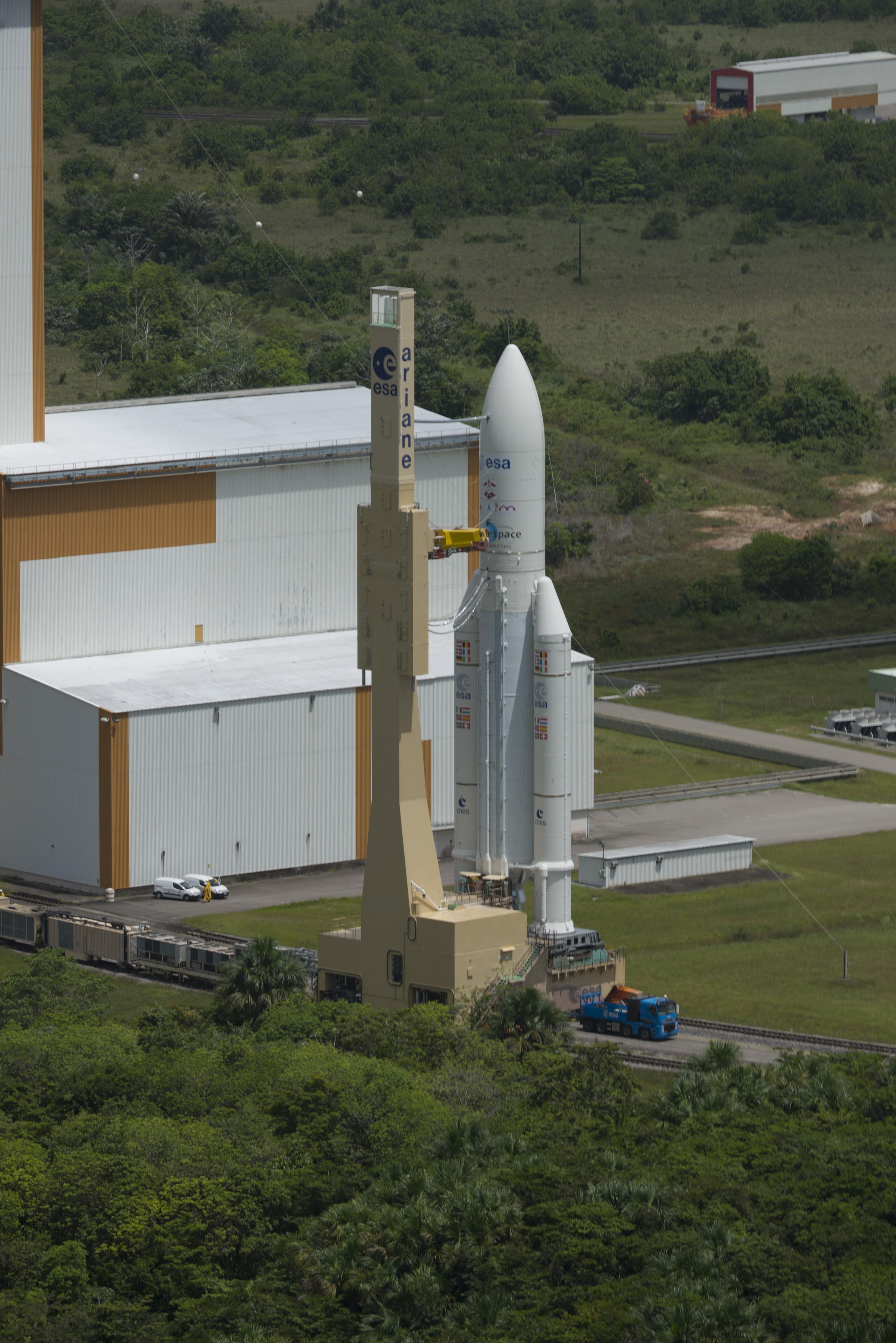 Ariane 5 Transfer