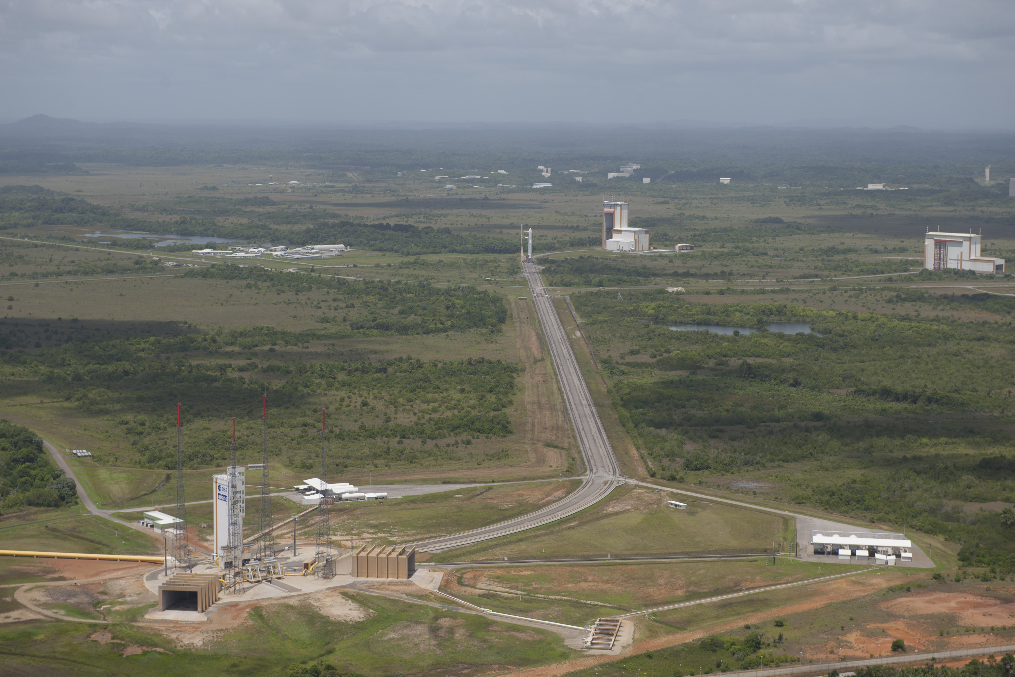 Overview of Ariane 5 Transfer