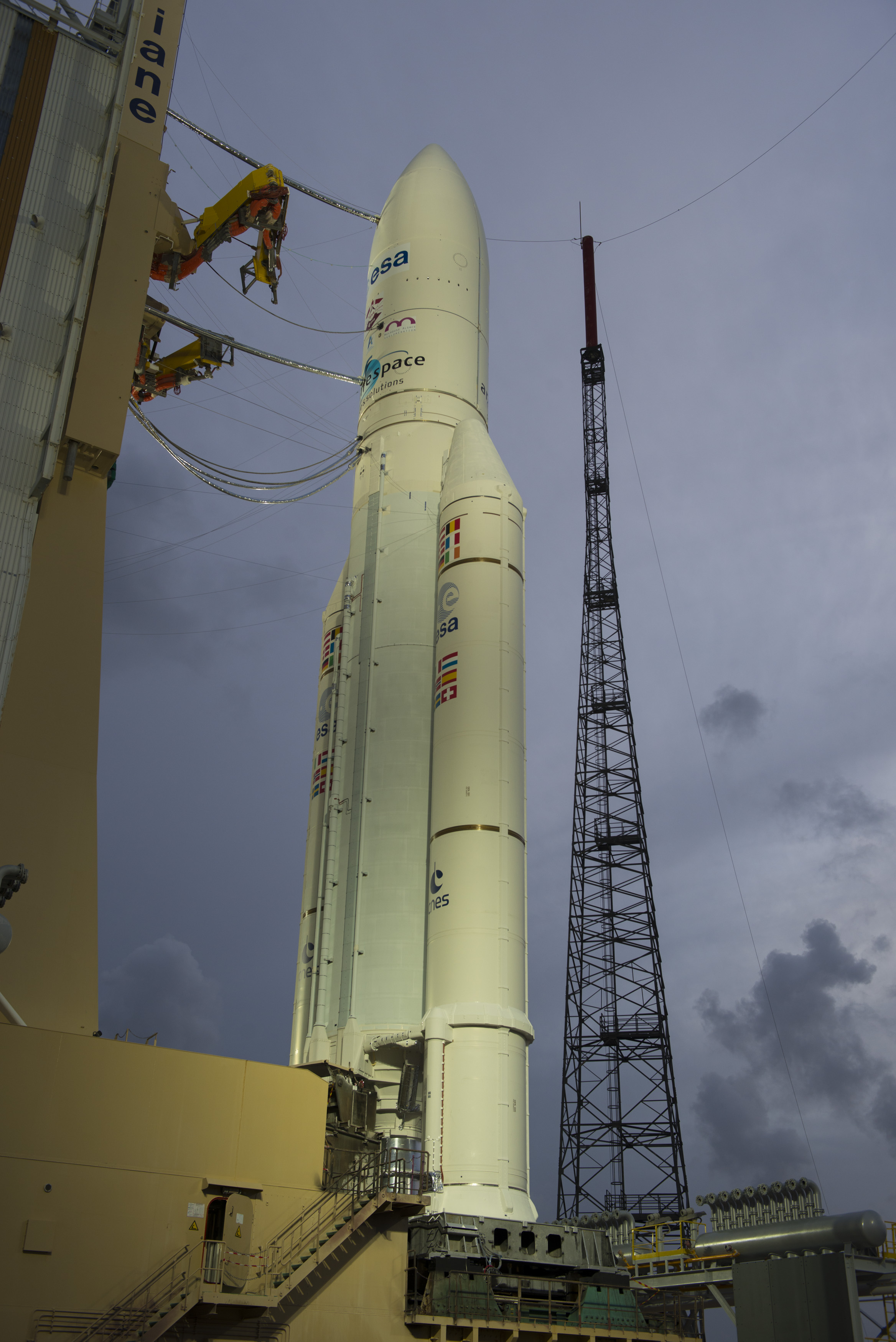 ATV-4 Ready for Launch