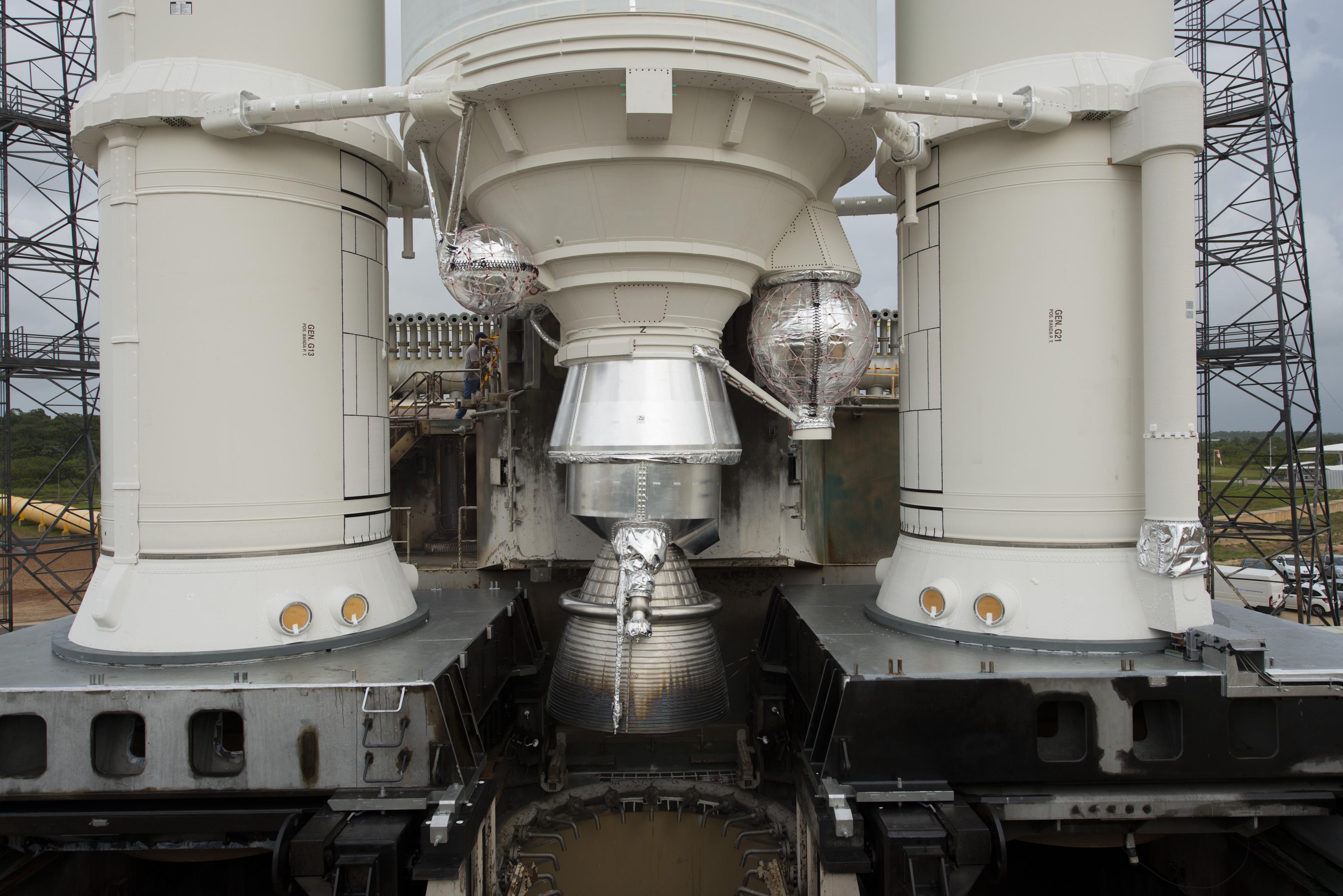 Ariane 5 Vulcain Engine