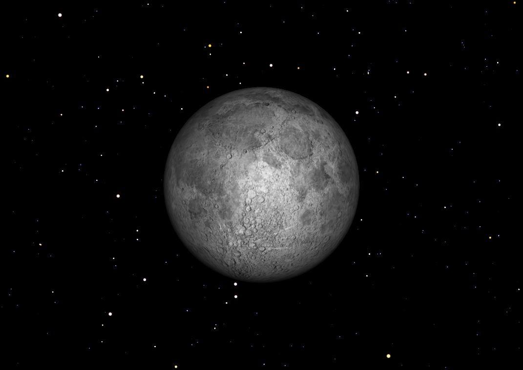 Full Moon, July 2013