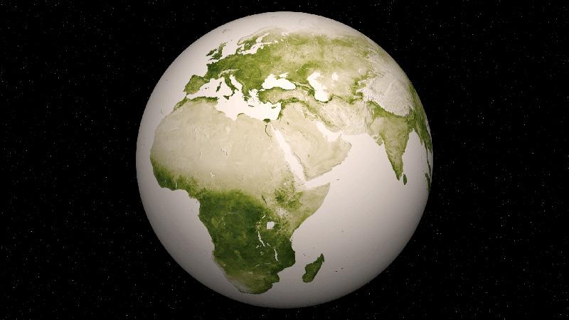 Herbal Earth: Eastern Hemisphere