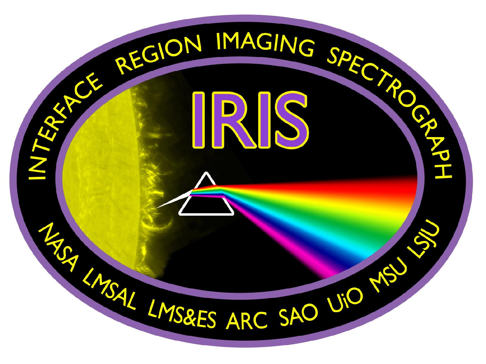 IRIS Mission Logo
