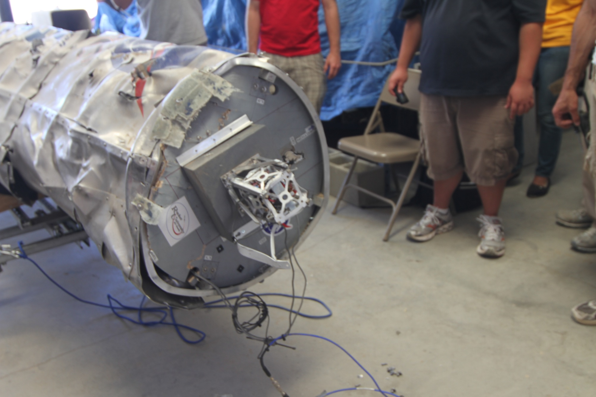 Dented Rocket University Broad Initiatives CubeSat