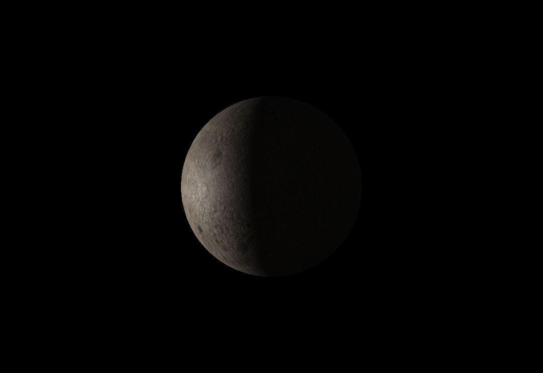 Mercury, July 2013