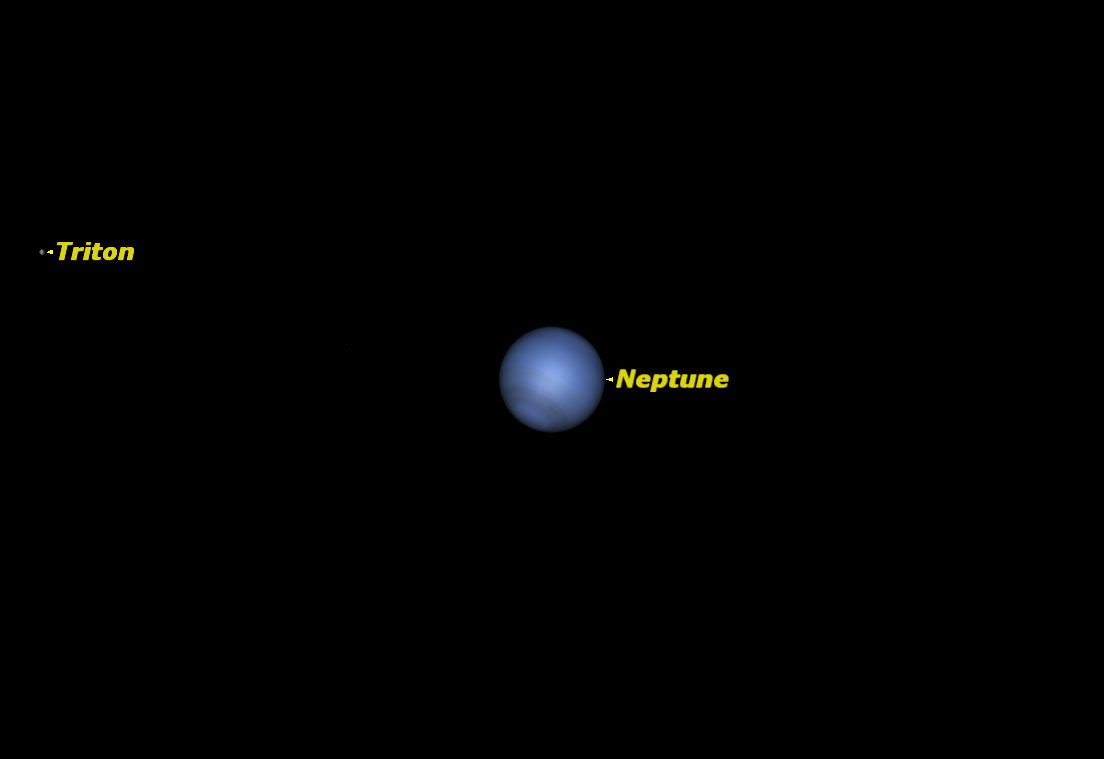 Neptune, July 2013