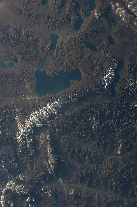 Lakes of Tibet